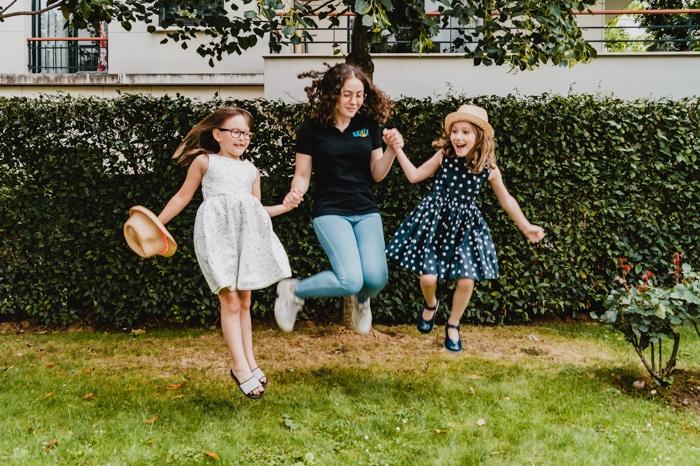 Garde d'enfant Paris : Babysitting Kidlee