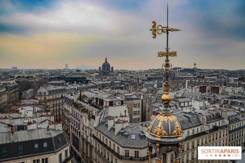 culture et confinement : une photo d'une magnifique vue à Paris