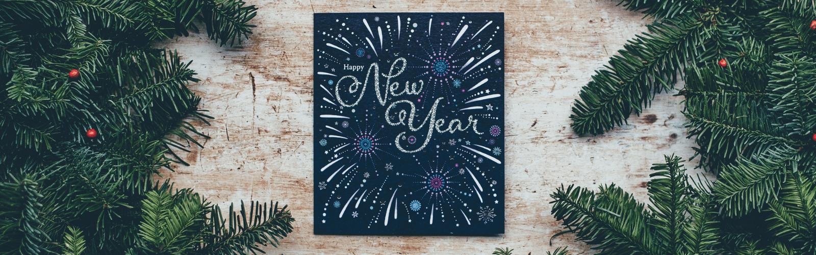 DIY: 10 idées de cartes de vœux pour noël et nouvel an