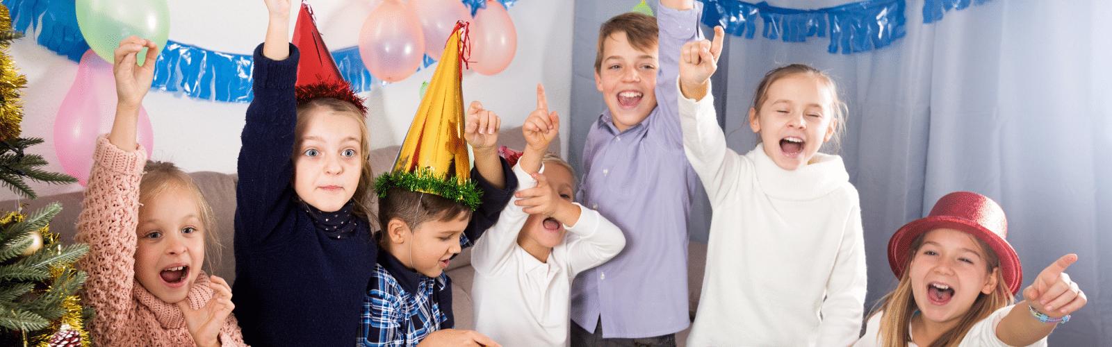 12 Activités pour occuper les enfants le soir du nouvel an