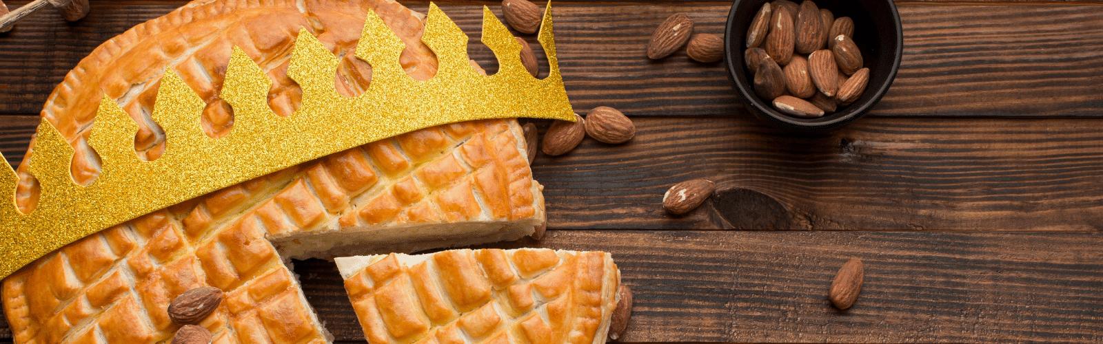 Epiphanie : 3 recettes de galette des rois pour enfants !