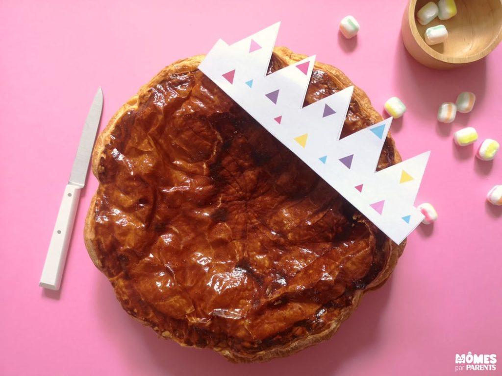 recettes de galette des rois pour enfants