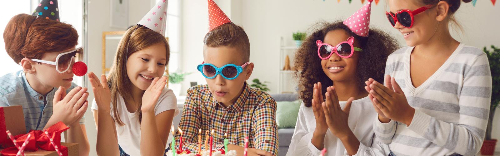 6 activités pour un super anniversaire à la maison