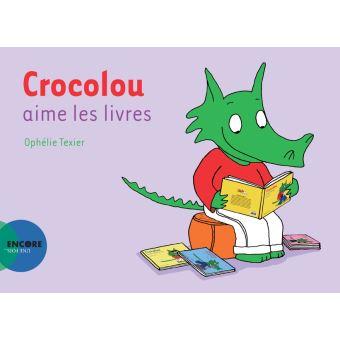 Top Livres pour enfants Crocolou
