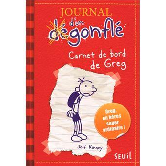 Journal d'un dégonflé - Tome 1 : Journal d'un dégonflé  Top Livres pour enfants