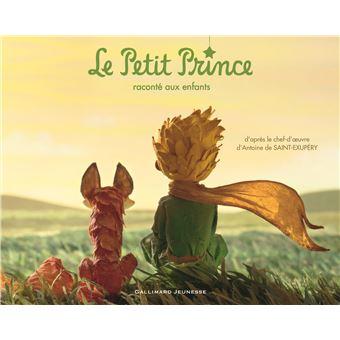 Le petit prince raconté aux enfants Top Livres pour enfants