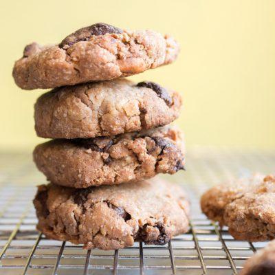 recette végan de cookies