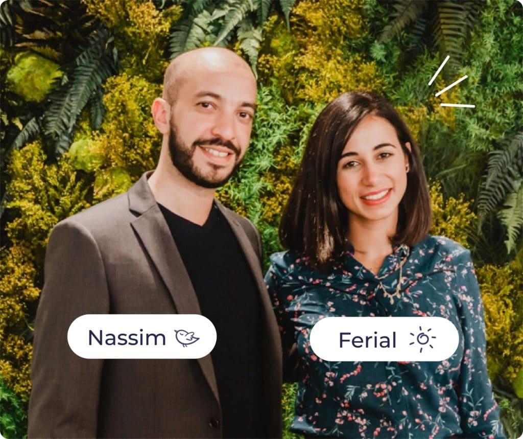 kidlee : Ferial & Nassim