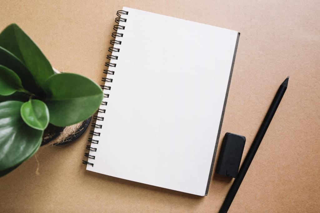 notebook de la nounou top pour s'organiser