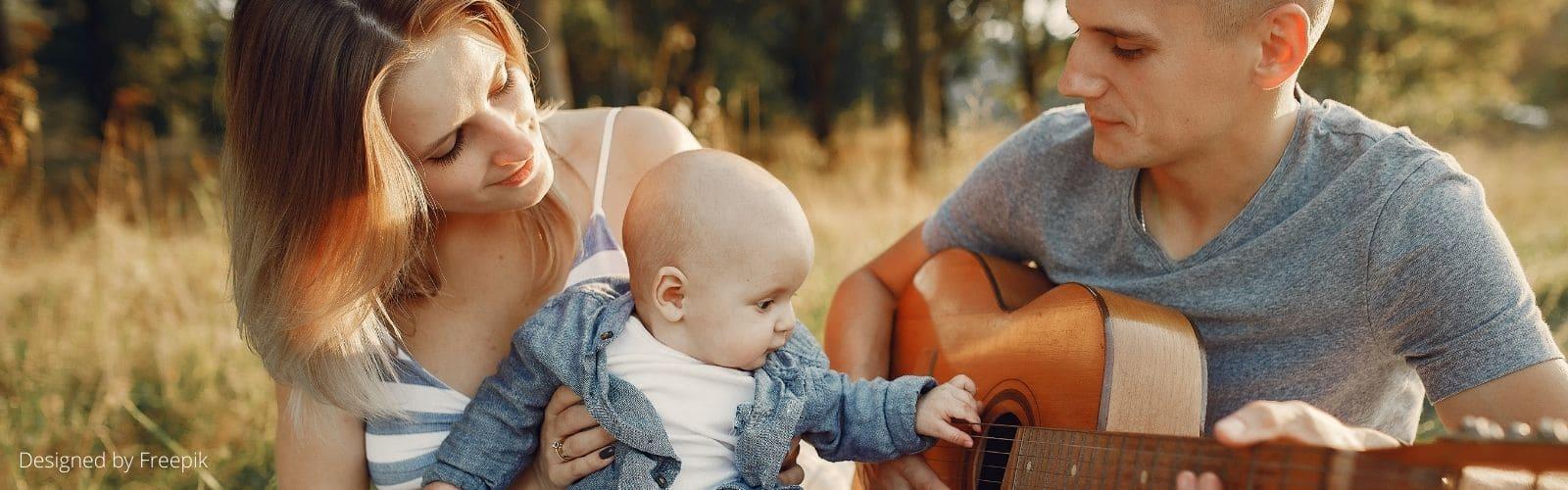 Éveil musical : faire aimer la musique aux enfants dès leur plus jeune âge !