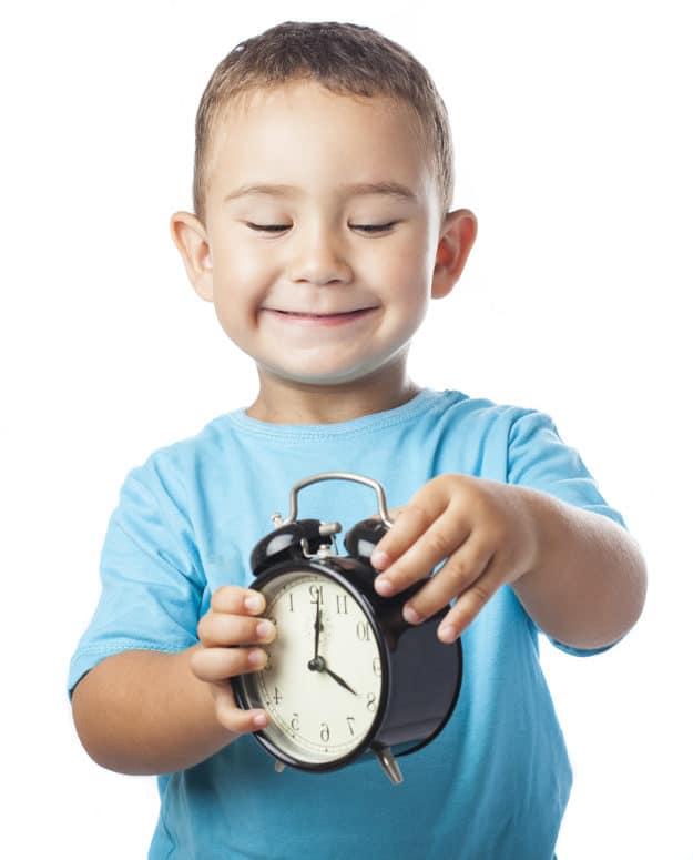 Apprendre à lire l'heure : à quel age ?