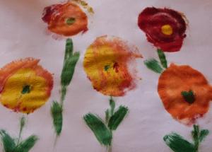 Bricolage printemps maternelle