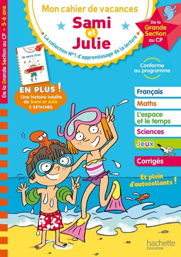 Sami et Julie - grande section au cp