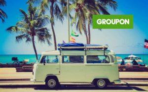 Bon plan vacances d'été chez Groupon