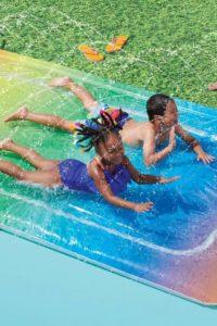 jeux en plein air : le water blob