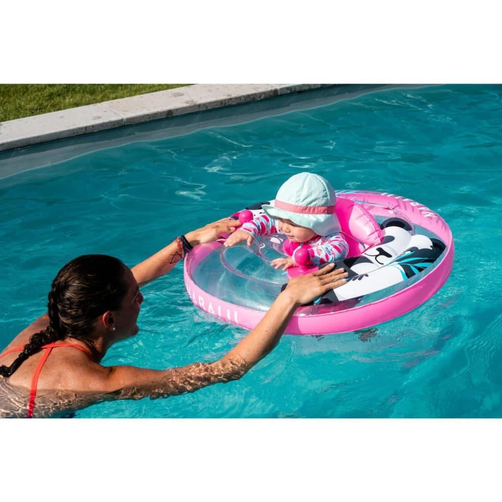Décathlon enfant : chapeau anti-UV