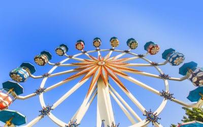 Parc d'attraction : top 6 des parcs à découvrir en famille cet été