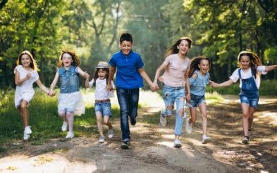 Jeux en plein air  : 6 idées pour s'amuser tout en profitant du beau temps