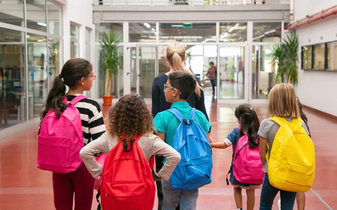 Rentrée scolaire : comment préparer l'enfant à la maternelle ?