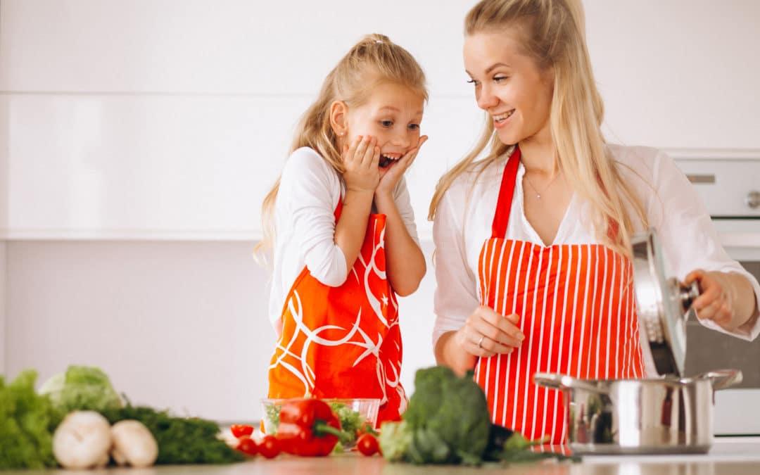 Recette été : top 6 des recettes de saison à faire avec les enfants