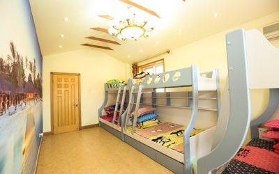 Lit Mezzanine avec ou sans bureau pour enfant – Emob meubles