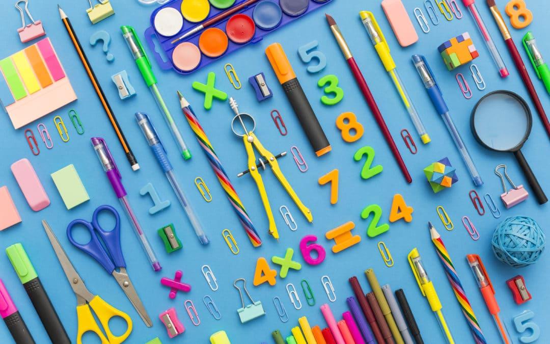 fourniture scolaire  : top 3 des bons plans à ne pas rater