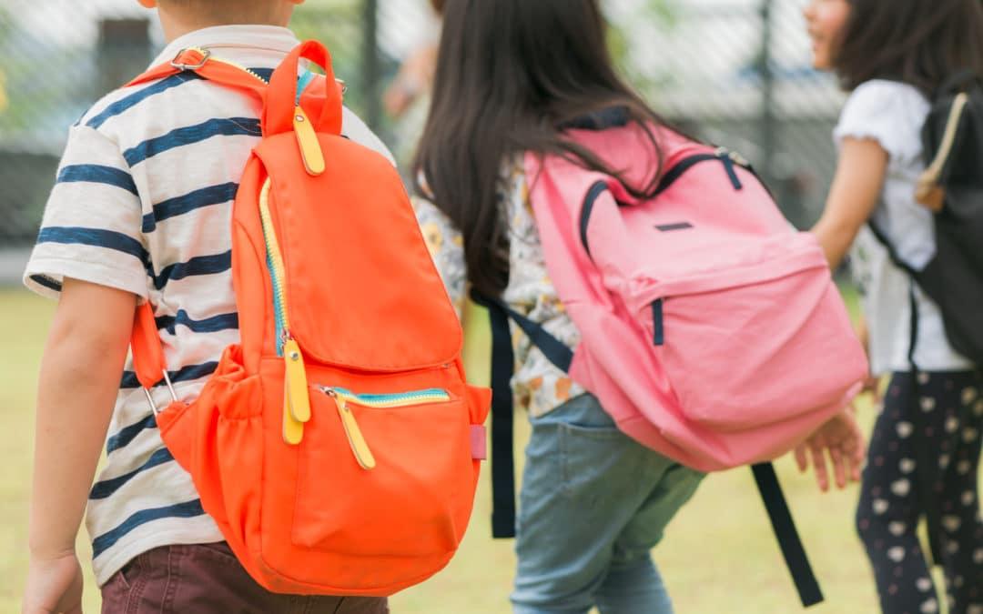 Rentrée scolaire 2021 : 5 conseils pour une rentrée réussie !